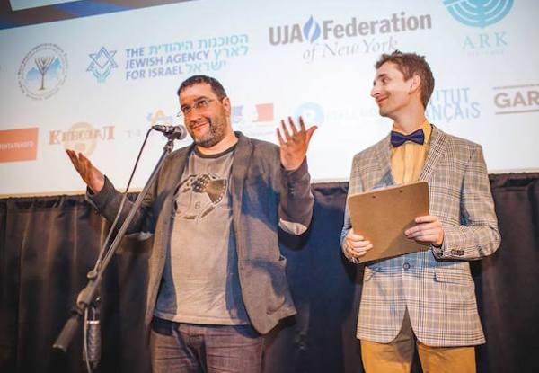 The 1st Moscow Jewish Film Festival announces winners